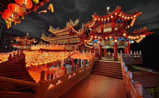 آشنایی با معبد تیان هو کولالامپور