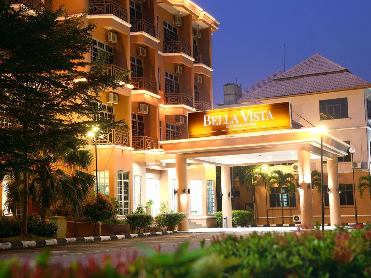 آشنایی با هتل بلا ویستا اکسپرس (Bella Vista Express) لنکاوی مالزی