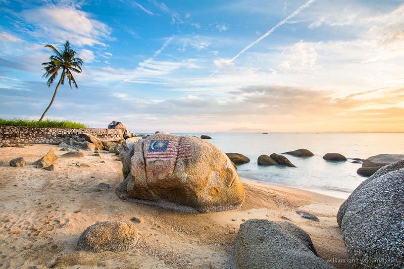 آشنایی با سواحل شهر کوالالامپور