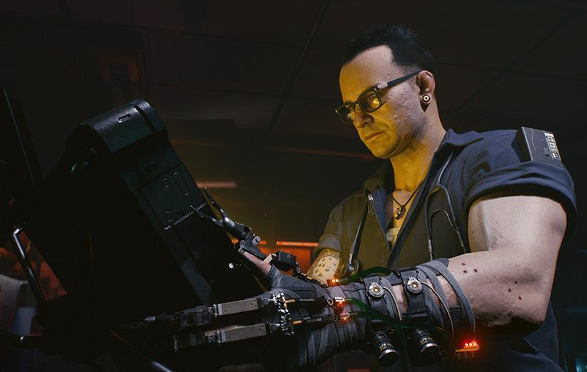 چرا گیم پلی Cyberpunk 2077 را زودتر نشان ندادند؟