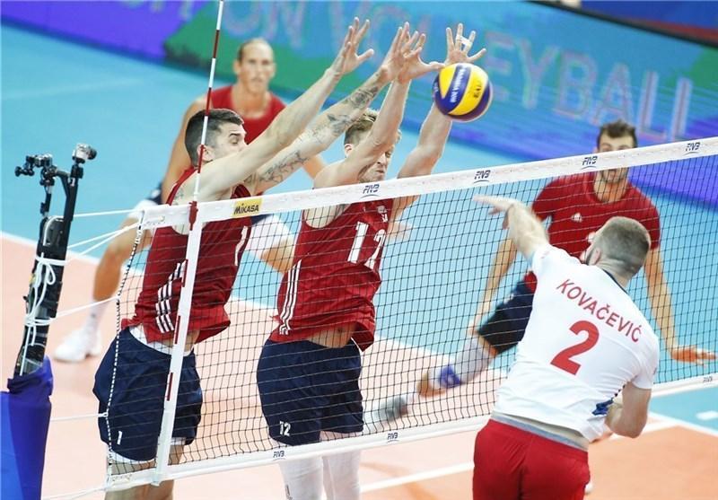 برنامه روز پنجم مسابقات قهرمانی جهان، جدال روسیه و آمریکا در ایتالیا