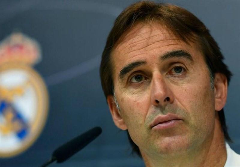 فوتبال دنیا، پیغام خولن لوپتگی بعد از اخراج از سرمربیگری رئال مادرید