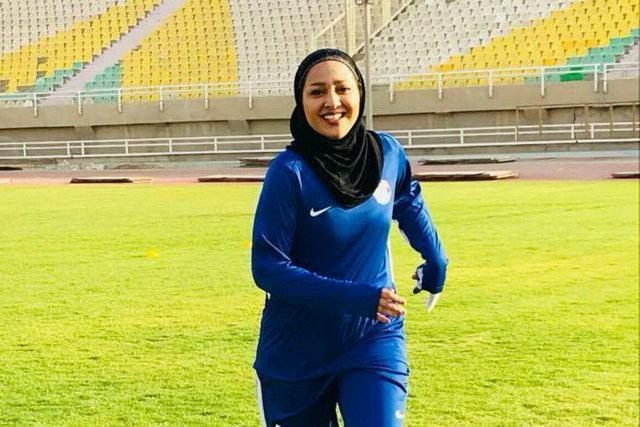 گله یک بانوی فوتبالیست از تبعیض در ورزش خوزستان