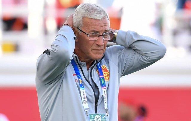 لیپی: حدس می زدم چنین اشتباهاتی مقابل ایران مرتکب شویم، این آخرین بازی من با چین بود