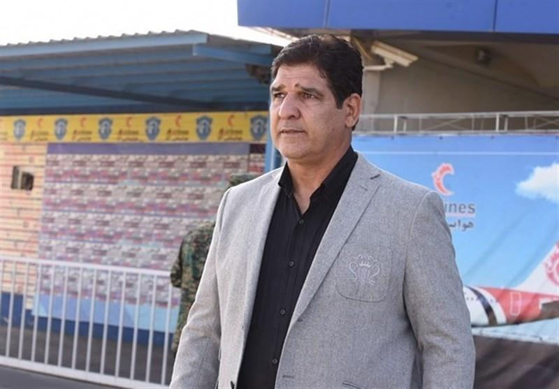 محمدرضا مهاجری: از انگیزه بازیکنان در تمرینات به وجد می آیم، کار ما برابر سپاهان سخت است