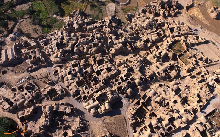 روستای اصفهک، باقی مانده ای از زلزله مرگبار طبس در سال 1357