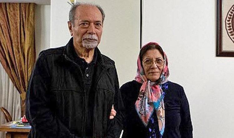 فراق پس از 60 سال زندگی مشترک