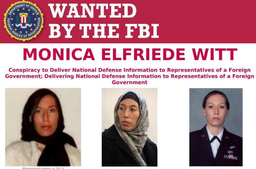 افسر سابق اطلاعاتی نیروی هوایی آمریکا به جاسوسی برای ایران متهم شد