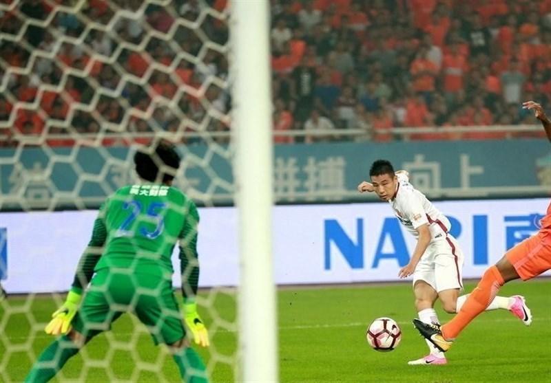 لیگ قهرمانان آسیا، نخستین پیروزی شاندونگ چین در خانه
