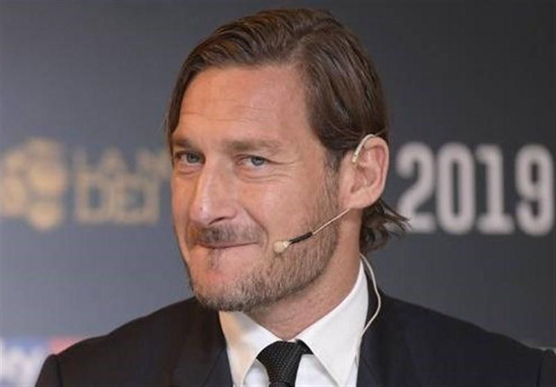 توتی: یوونتوس برای قهرمانی شکل گرفته است، امیدوارم ایتالیا به سطح اول فوتبال دنیا بازگردد
