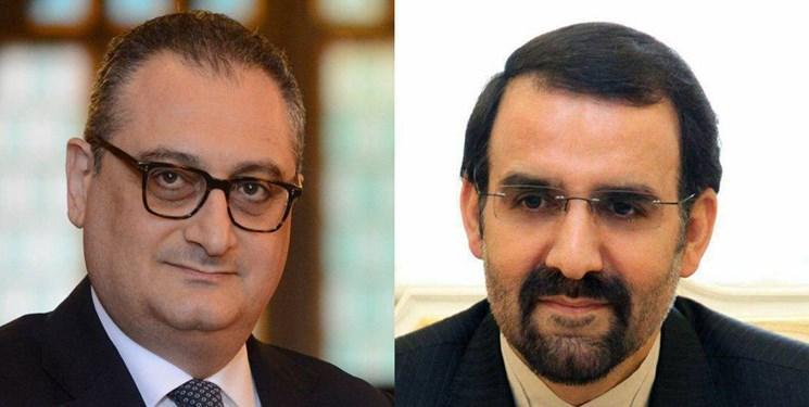 تأکید ایران و روسیه بر تداوم رایزنی های منطقه ای و گفتگو در زمینه مبارزه با تروریسم
