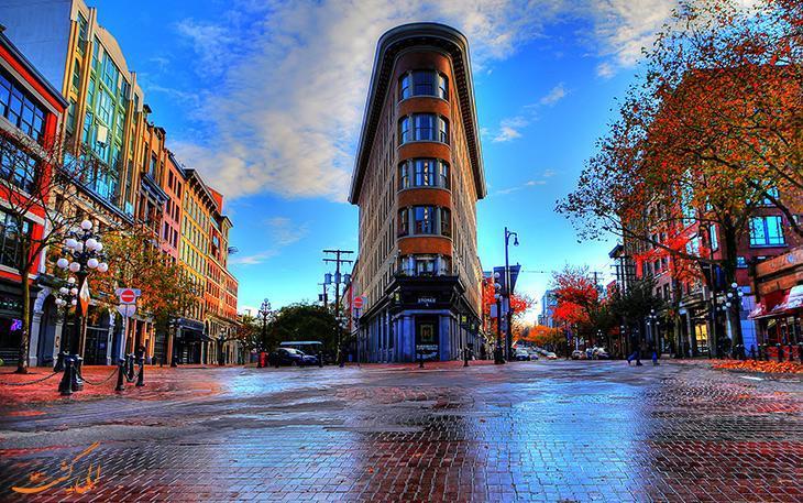 معرفی چند مورد از بهترین هتل های ونکوور کانادا