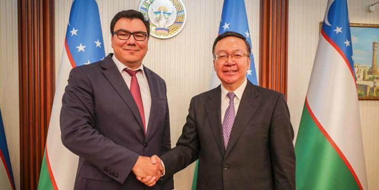 گسترش همکاری های آموزشی و فرهنگی محور رایزنی مقامات ازبکستان و چین