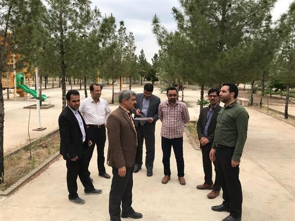 شروع عملیات اجرایی کمپینگ گردشگری معلم بجستان همزمان با هفته میراث فرهنگی