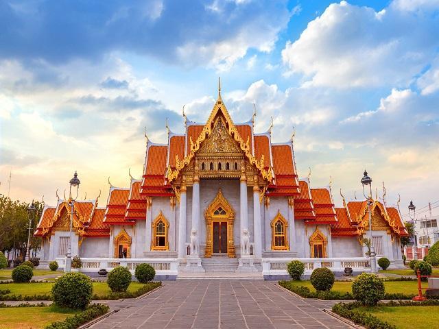 آشنایی با جاذبه های بانکوک تایلند