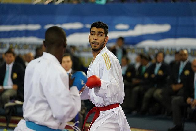 حضور 19 نماینده ایران در کاراته وان چین