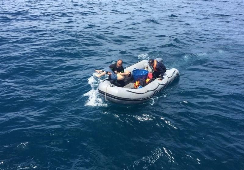 تلفات واژگونی کشتی توریستی در تایلند به 33 نفر رسید