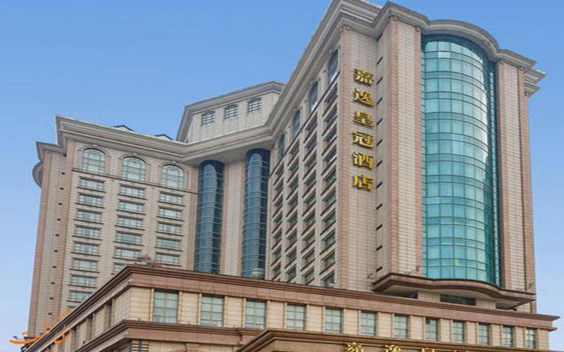 معرفی هتل گرند رویال گوانجو در چین
