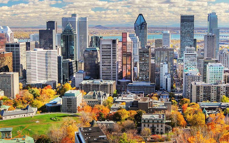 چطور از فرودگاه مونترال به مرکز شهر برویم؟