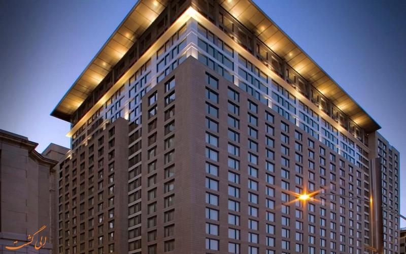معرفی هتل 4 ستاره امبسی سوییتز مونترال
