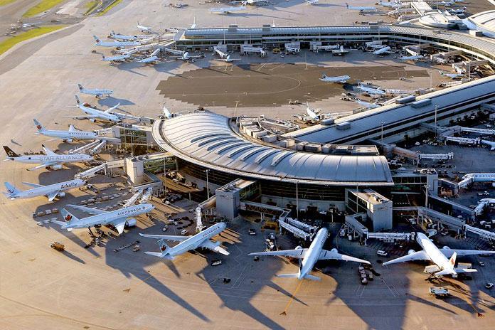 معرفی فرودگاه بین المللی پیرسون تورنتو