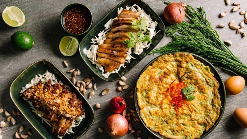 شکم گردی خوشمزه در تایلند!