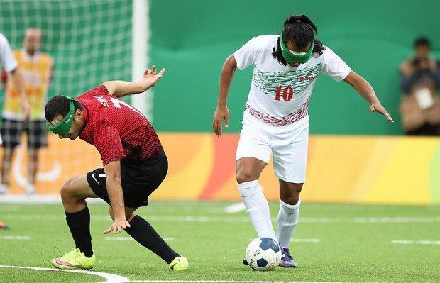 فوتبال پنج و هفت نفره از بازی های پاراآسیایی اندونزی حذف شدند
