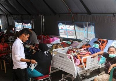تلفات زلزله شرق اندونزی به 30 نفر افزایش یافت