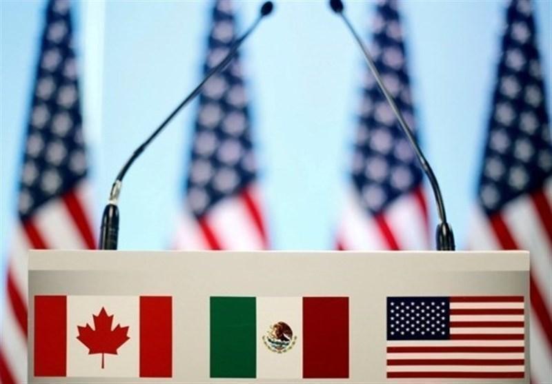 تهدید ترامپ برای خارج کردن کانادا از پیمان تجاری نفتا