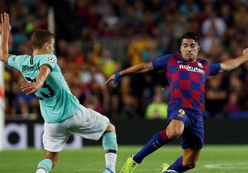 لیگ قهرمانان اروپا، فزونی سخت بارسلونا مقابل اینتر، برد لیورپول در یک بازی عجیب در شب گلزنی آزمون