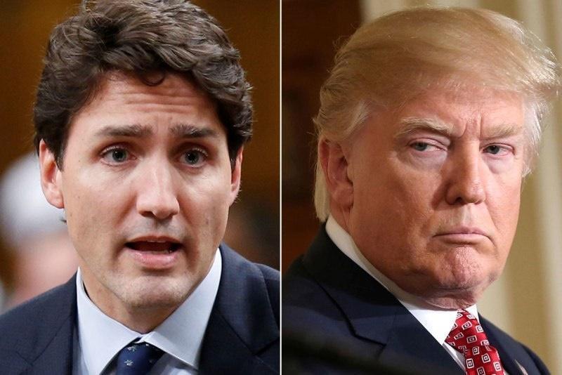 کانادا به سخنان اهانت آمیز ترامپ واکنش نشان داد