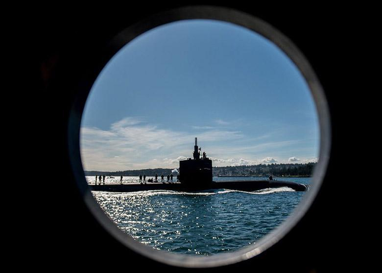 هکرهای چینی اطلاعات بسیار حساس جنگ های زیردریایی ارتش امریکا را ربودند