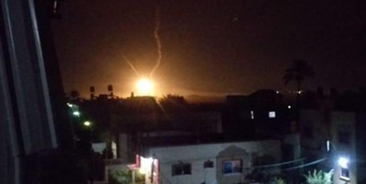 شنیده شدن صدای انفجار در شرق خان یونس