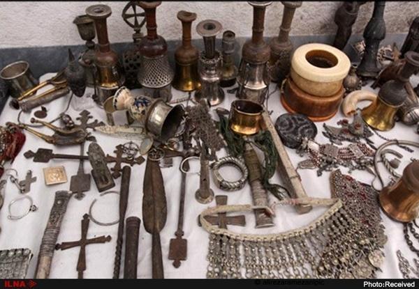 توییت مونسان درباره موضوع حق کشف آثار تاریخی امیدوارم با پرداخت حق کشف، به جلوگیری از قاچاق اشیای تاریخی کمک کنیم