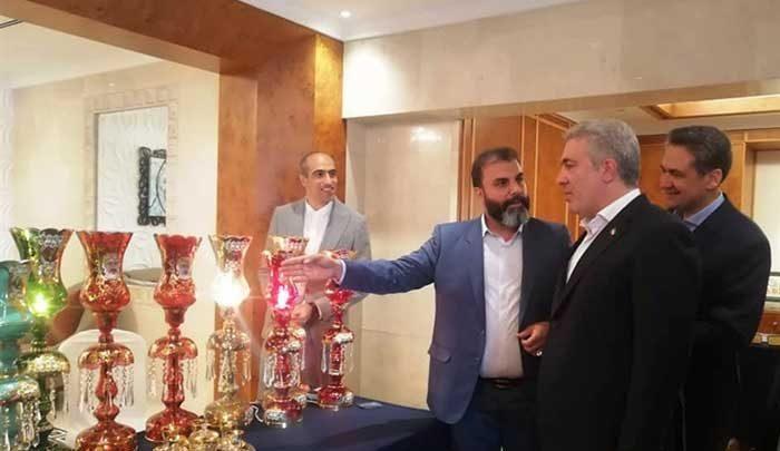 برپایی نمایشگاه صنایع دستی استان فارس در عمان