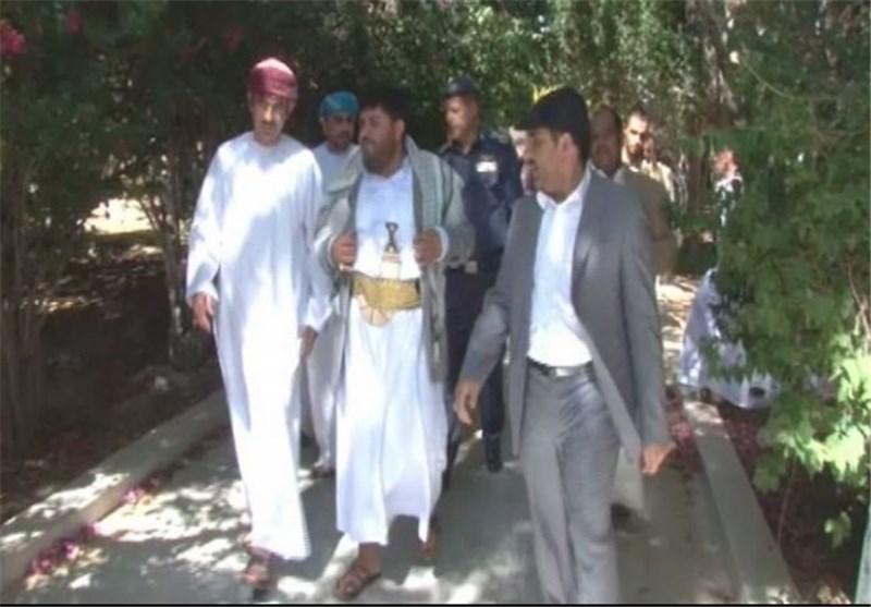 هیئت انصارالله با وزیر خارجه عمان دیدار کرد