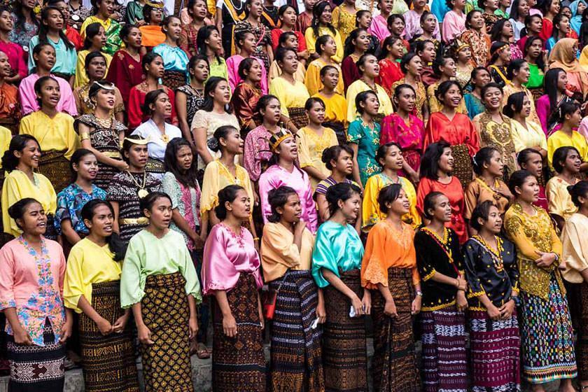 با آداب و رسوم مردم اندونزی آشنا شوید