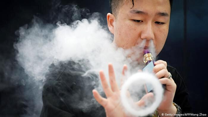چین فروش آنلاین سیگار الکترونیک را ممنوع نمود