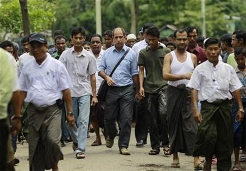 تایلند 100 هزار آواره میانماری را اخراج می نماید