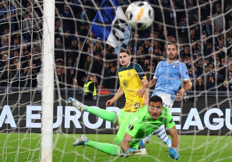 لیگ اروپا، شکست لاتزیو در خانه، ناکامی ترابزون در حضور ثابت حسینی