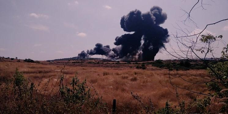 سقوط جنگنده میگ-29 در هند