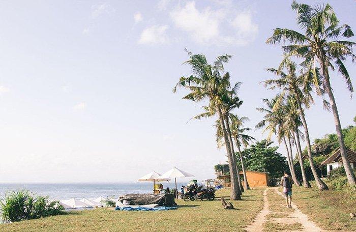 باورتان می گردد این سواحل در بالی واقعی باشند؟