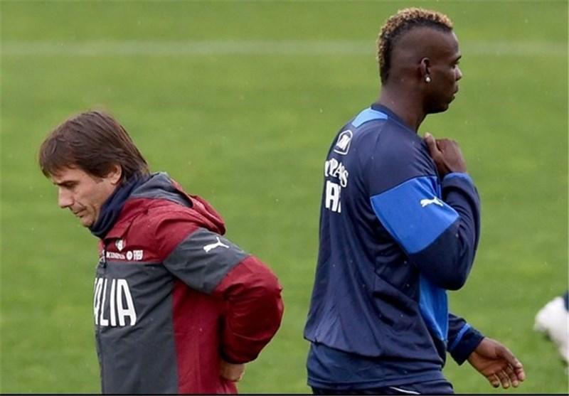 تردید رئیس فدراسیون فوتبال ایتالیا نسبت به بازگشت بالوتلی به آتزوری