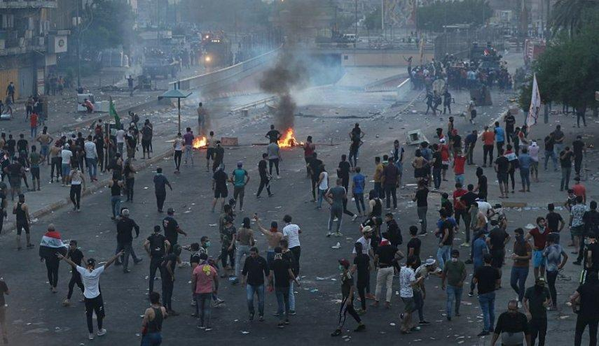 دستگیری 150 عنصر نفوذی در تظاهرات کربلا