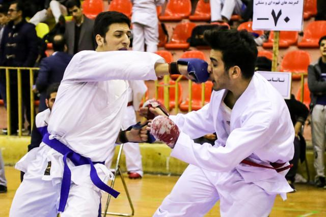 برگزاری مسابقات انتخابی تیم ملی کاراته، تهران و گیلان میزبان کاراته کاها