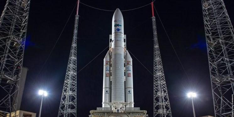 جدیدترین ماهواره هند راه اندازی شد