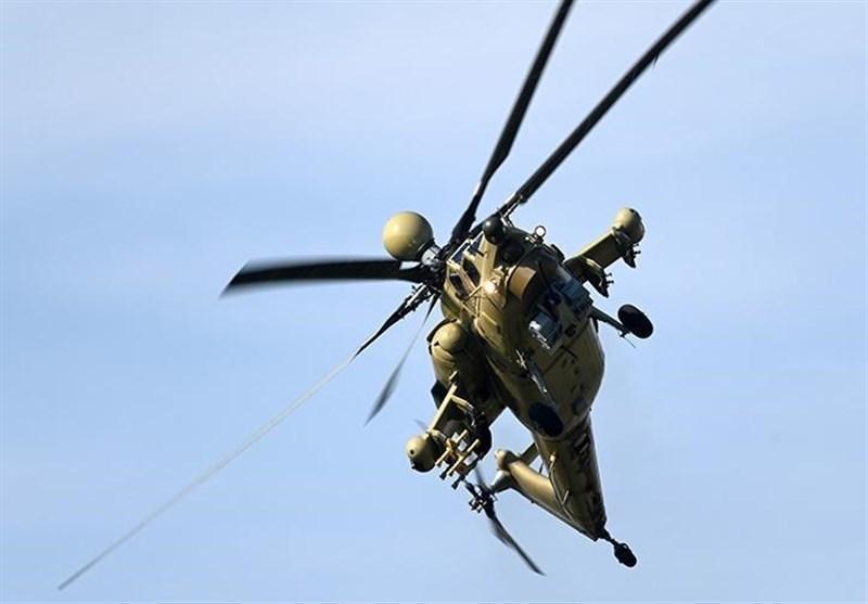 سقوط بالگرد میگ-28 در منطقه کراسنودارسک روسیه
