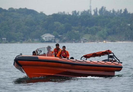 ناپدید شدن قایق گردشگری در مالزی