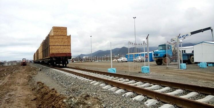 انتقال بیش از 7 هزار واگن از راه آهن ترکمنستان به افغانستان در سال 2019