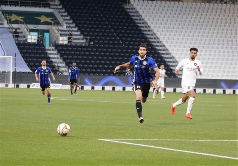 لیگ ستارگان قطر، سومین شکست متوالی تیم انصاری فرد